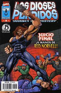 Cover Thumbnail for Los Dioses Perdidos (Planeta DeAgostini, 1997 series) #8