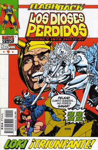 Cover Thumbnail for Los Dioses Perdidos (Planeta DeAgostini, 1997 series) #9