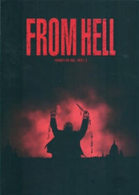 Cover Thumbnail for From Hell (De Vliegende Hollander, 2010 series) #3