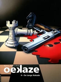 Cover Thumbnail for Oekaze (Saga Uitgaven, 2011 series) #4