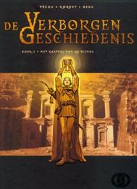Cover Thumbnail for De Verborgen Geschiedenis (Silvester, 2006 series) #2 - Het kasteel van de Djinns