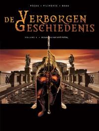 Cover Thumbnail for De Verborgen Geschiedenis (Silvester, 2006 series) #4 - De sleutels van Sint Pieter