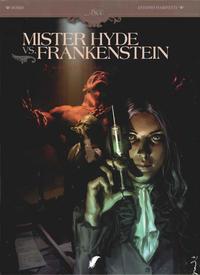 Cover Thumbnail for Mister Hyde vs. Frankenstein (Daedalus, 2010 series) #2 - De val van het huis Jekyll