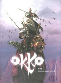 Cover Thumbnail for Okko (Silvester, 2006 series) #1 - De cyclus van het water I