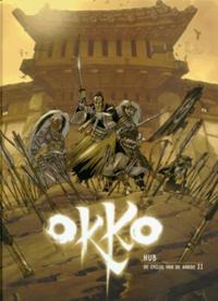 Cover for Okko (Silvester, 2006 series) #4
