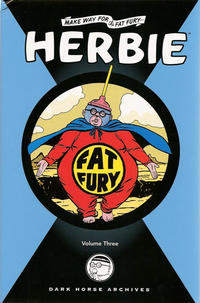 Cover Thumbnail for Herbie Archives (Dark Horse, 2008 series) #3
