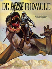 Cover Thumbnail for De Huurling (Arboris, 1984 series) #1 - De helse formule