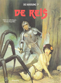 Cover Thumbnail for De Huurling (Arboris, 1984 series) #7 - De reis