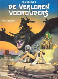 Cover Thumbnail for De Huurling (Arboris, 1984 series) #9 - De verloren voorouders