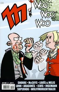 Cover Thumbnail for M (Bladkompaniet / Schibsted, 2006 series) #5/2011