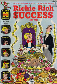Cover Thumbnail for Richie Rich Success Stories (Harvey, 1964 series) #2