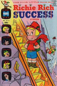 Cover Thumbnail for Richie Rich Success Stories (Harvey, 1964 series) #15