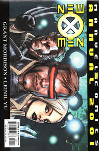 Cover Thumbnail for X-Men 2001 (Marvel, 2001 series)  [Direct Edition]