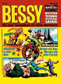 Cover Thumbnail for Bessy (Bastei Verlag, 1973 series) #10