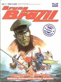 Cover Thumbnail for Bruno Brazil (Bastei Verlag, 1985 series) #1