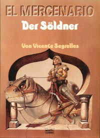Cover Thumbnail for El Mercenario (Bastei Verlag, 1982 series) #71100 - Der Söldner
