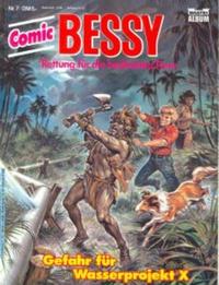 Cover Thumbnail for Bessy (Bastei Verlag, 1986 series) #7