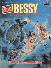 Cover for Bessy (Bastei Verlag, 1986 series) #3