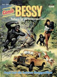 Cover Thumbnail for Bessy (Bastei Verlag, 1986 series) #4