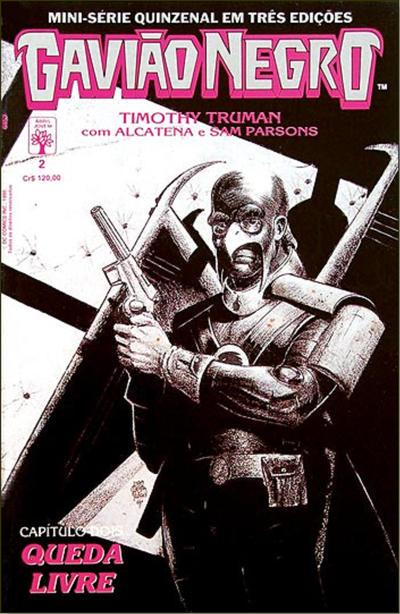 Cover for Gavião Negro (Editora Abril, 1990 series) #2