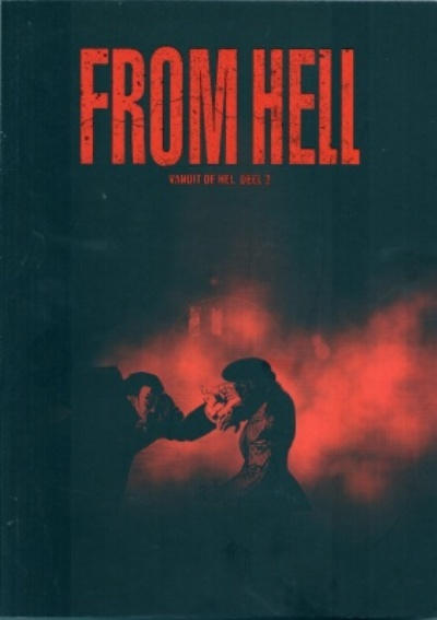 Cover for From Hell (De Vliegende Hollander, 2010 series) #2