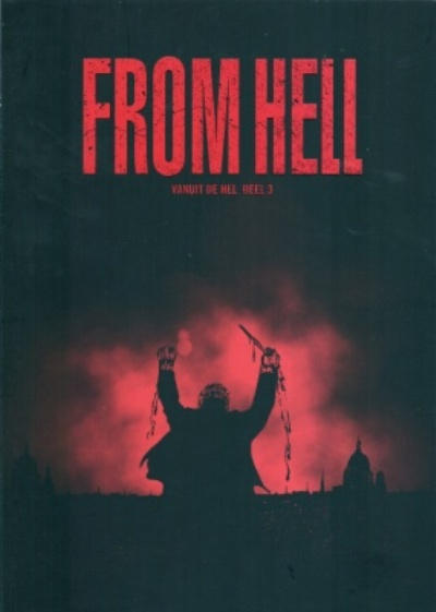 Cover for From Hell (De Vliegende Hollander, 2010 series) #3