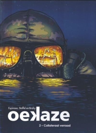 Cover for Oekaze (Saga Uitgaven, 2011 series) #2