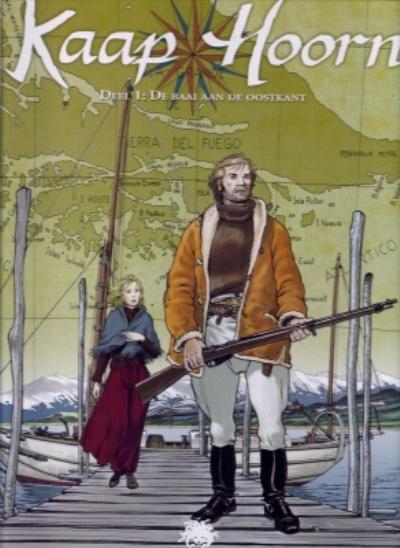 Cover for Kaap Hoorn (Medusa, 2011 series) #1 - De baai aan de oostkant