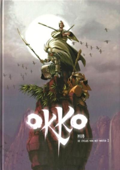 Cover for Okko (Silvester, 2006 series) #1 - De cyclus van het water I