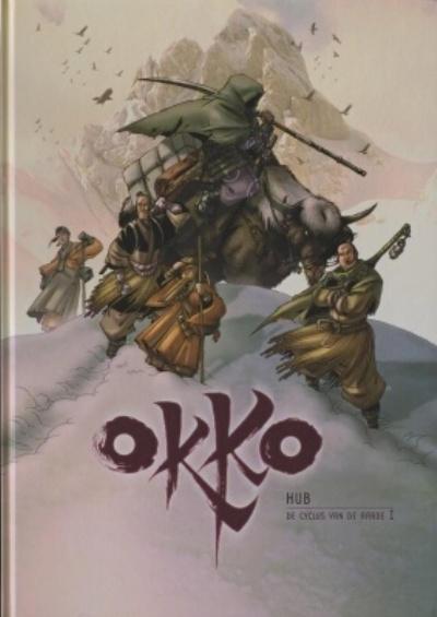 Cover for Okko (Silvester, 2006 series) #3