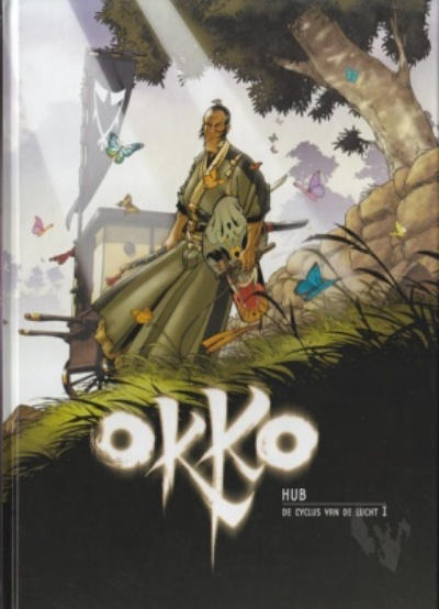 Cover for Okko (Silvester, 2006 series) #5
