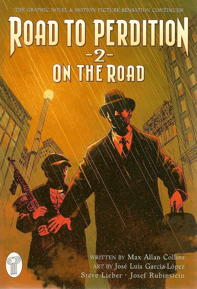 Cover for Road to Perdition (DC, 1998 series) #2 - On the Road