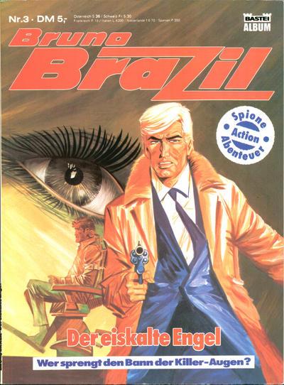 Cover for Bruno Brazil (Bastei Verlag, 1985 series) #3