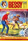 Cover for Bessy (Bastei Verlag, 1976 series) #38