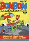 Cover for Bonbon (Bastei Verlag, 1973 series) #47