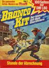Cover for Bronco Kit (Bastei Verlag, 1982 series) #1