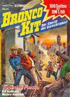 Cover for Bronco Kit (Bastei Verlag, 1982 series) #24