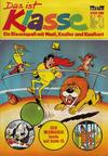 Cover for Klasse (Bastei Verlag, 1972 series) #7
