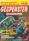 Cover for Gespenster Geschichten (Bastei Verlag, 1980 series) #20