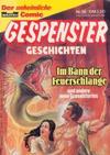 Cover for Gespenster Geschichten (Bastei Verlag, 1980 series) #38