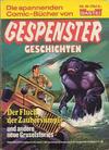 Cover for Gespenster Geschichten (Bastei Verlag, 1980 series) #18