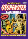 Cover for Gespenster Geschichten Sonderband (Bastei Verlag, 1986 series) #2