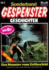 Cover for Gespenster Geschichten Sonderband (Bastei Verlag, 1986 series) #3