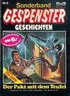 Cover for Gespenster Geschichten Sonderband (Bastei Verlag, 1986 series) #4