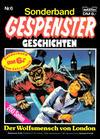 Cover for Gespenster Geschichten Sonderband (Bastei Verlag, 1986 series) #6
