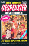 Cover for Gespenster Geschichten Sonderband (Bastei Verlag, 1986 series) #29