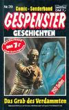 Cover for Gespenster Geschichten Sonderband (Bastei Verlag, 1986 series) #39