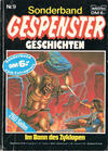 Cover for Gespenster Geschichten Sonderband (Bastei Verlag, 1986 series) #9