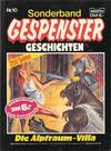 Cover for Gespenster Geschichten Sonderband (Bastei Verlag, 1986 series) #10