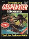 Cover for Gespenster Geschichten Sonderband (Bastei Verlag, 1986 series) #20